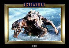 MAGNET  Movie Monster LEVIATHAN 1989
