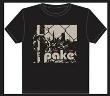 Pake My City Bicycle T-Shirt Small Fixie Fixed Steel Black USA Shipper Charity!