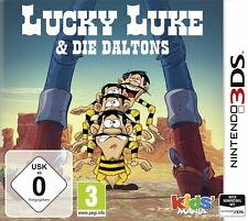Lucky Luke & Die Daltons (Nintendo 3DS, 2015) NEU & OVP