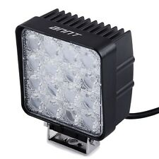 48W LED Work Light Flood for Offroad JEEP Boat Tractor Truck SUV ATV 4x4 12V 24V