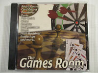Amiga Workbench & Windows PC THE GAMES ROOM VOLUME ONE Games Collection CD!!