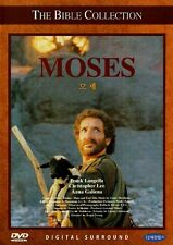 MOSES (1995) New Sealed DVD Ben Kingsley