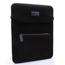 Tablet Cover w/ Handle , Accessory Pocket & Scratch-Free Lining + Cleaning Cloth