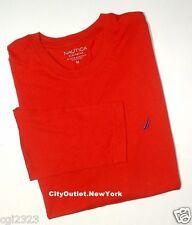 NAUTICA Sleepwear Men Size M Long-Sleeves Pajamas Top Night Shirt NWT