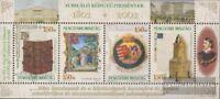 Ungarn Block271 (kompl.Ausg.) postfrisch 2002 Budapest