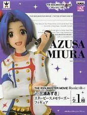THE IDOLMASTER MOVIE SQ FIGURE AZUSA MIURA BANPRESTO JAPAN (IDOLM@STER)