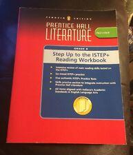 Prentice Hall Literature Grade 8 Step Up to the ISTEP+ Reading Workbook