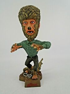 NECA The Wolf Man Head Knocker Bobble Head Figure c. 2006