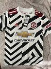 Manchester United 20/21 3rd Shirt Kids 9-10Years  CAVANI 7