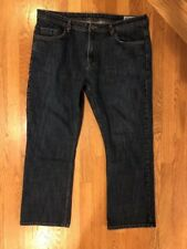 "Men's Buffalo David Bitton 40 ""Driven-X Basic"" Straight Jeans.Inseam 30"". EUC M8"