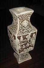 """Antiquariato/Ceramiche/Vasetto/Vaso """" TERRACOTTA BIANCA """" Porcellana/Biscuit"""