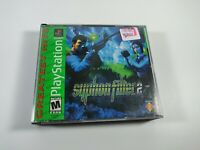 Syphon Filter 2 Sony PlayStation 1 PS1 Sony 2000 Complete