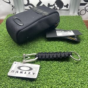 Oakley Paracord Keychain and Icon Sunglass Case