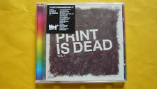 PRINT IS DEAD Your Code Name Is Milo Bloc Party NEW 2006 V2 CD Bloc Party