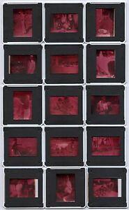 1970 Shishir of Bangladesh Iain Guest UNICEF Project 32 Slides Negatives Rare