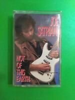 JOE SATRIANI Not Of This Earth 8856181104 Cassette Tape