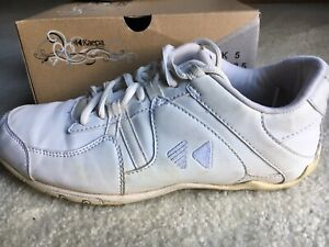 """Kaepa Cheer shoes 6367 """"crossover"""" size W 7.5"""