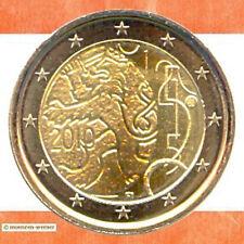 Sondermünzen Finnland: 2 Euro Münze 2010 Markka Sondermünze zwei € Gedenkmünze