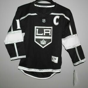 NHL Los Angeles Kings Home #11 Hockey Jersey New Youth Size S/M