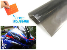Self Adhesive Smoked Tint Headlight Film for Yamaha R1 R6 MT-07 MT-09 MT Tracer