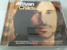 ALTIYAN CHILDS - SELF-TITLED CD (GC) SOMEWHERE IN THE WORLD, BLAZE OF GLORY