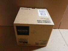 NEW SONY MODEL SSC-FM560//C SURVEILLANCE DAY/NIGHT COLOR CAMERA SSC-FM560/US