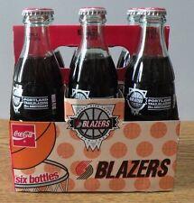 1994 Coca-Cola Coke Classic Trailblazers 25th Anniversary Bottles set 6 unopened