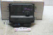 2008 Mazda MX-5 Miata AT Engine Control Unit ECU LF4W18881D Module 79 9J1