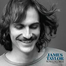 JAMES TAYLOR THE WARNER BROS. YEARS 1970-1976 6 CD BOX SET (Released 19/7/19)