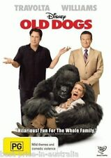 Old Dogs DVD WALT DISNEY COMEDY FAMILY Robin Williams John Travolta BRAND NEW R4