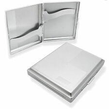 Chrome  Designed Cigarette Case