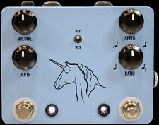 JHS'' UNICORN'' UNIVIBE WITH PHOTOCELL MODULATOR TAP TEMPO USA HAND MADE