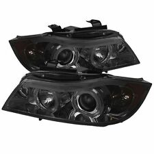 Spyder Auto 5009029 Projector Headlights (Amber) Fits 2006-08 BMW 3-Series Sedan