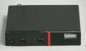 Lenovo ThinkCentre M715Q AMD PRO A10-8770E R7 2.80 GHz 8GB 180GB SSD Win10 WiFi