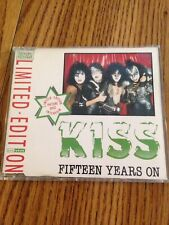 Fifteen Years On [Interview Picture Disc] by Kiss (CD, Backtback)