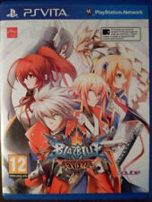 Blazblue Chrono Phantasma Extend PS Vita Gran Manga Anime PAL España in english.