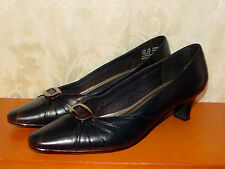 SOFT STYLE By HUSH PUPPIES Pumps Classics Sexy High Heels Womens Shoes Sz 7.5 @