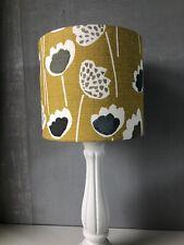 20cm/30cm/40cm Lamp or Ceiling Shades in Prestigious Clara Saffron