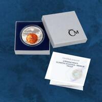 Niue - Solar System - Mercury - 1 $ 2020 Silber PP - 1 Unze - Merkur