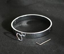 Halsreif/Halsband Mit O-Ring Edelstahl Schmuck