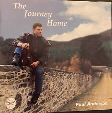 Paul Anderson CD The Journey Home Scottish Fiddle Rare Deleted Scotland