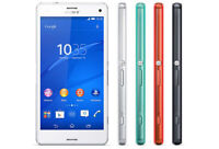 Sony Xperia Z3 Compact  16GB Factory Unlocked - Black/White/Orange/Green