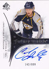 09-10 SP Authentic Cal O'Reilly /999 Auto Rookie Future Watch 2009