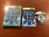 Xbox 360 Xcom enemy unknown disc is excellent no scratches x com