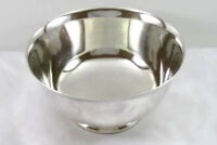 Vintage 1956 Reed & Barton Paul Revere Style Silverplate Bowl 1120