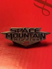 Disneyland Paris Pin Trading Space Mountain Mission 2 EL 1200