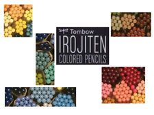 Tombow Irojiten Single Colored Pencil Woodlands Set Individual Colors