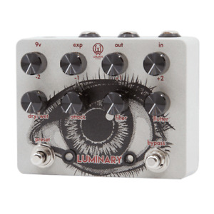 Walrus Audio Luminary V2 Quad Octave Generator Pitch Guitar Effects Pedal