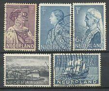 Nederland  265 - 269 gebruikt