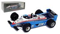 Spark S4265 Ligier JS19 #25 3rd Las Vegas GP 1982 - Eddie Cheever 1/43 Scale